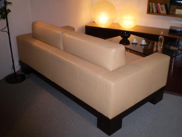 divano in cuoio