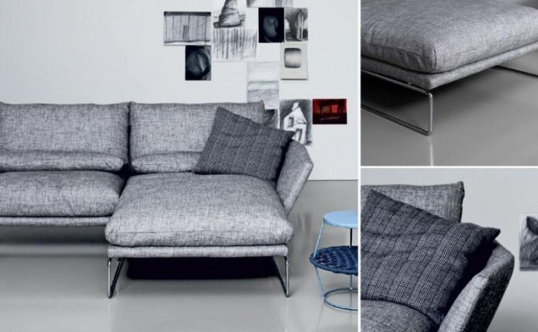 saba canape new york soft mobili mariani. Black Bedroom Furniture Sets. Home Design Ideas