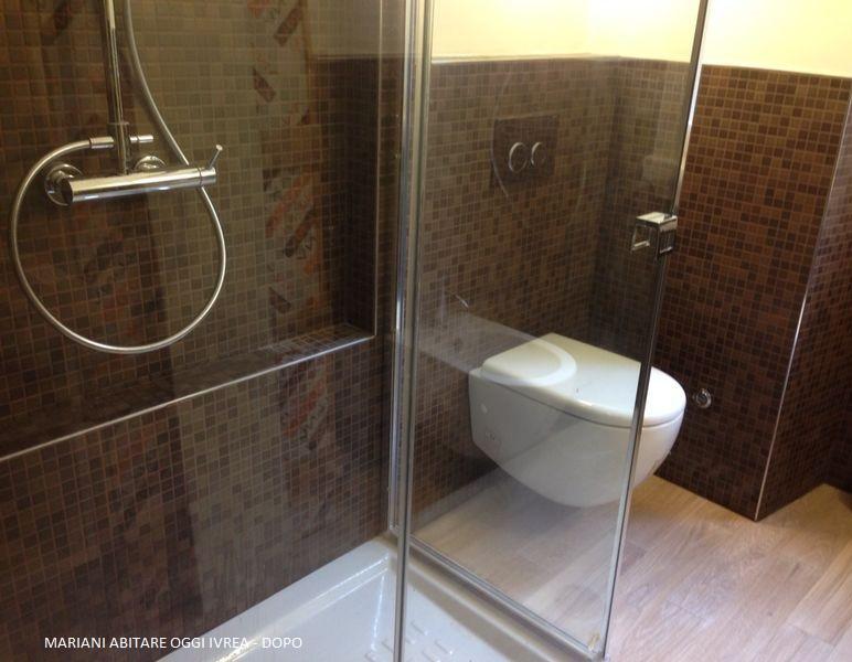 Ristrutturazione bagno mobili mariani - Ristrutturazione bagno ...