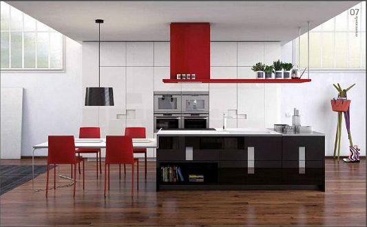 Cuisine modele carre 39 ernestomeda prix special jusqu 39 au for Marioni arredamenti