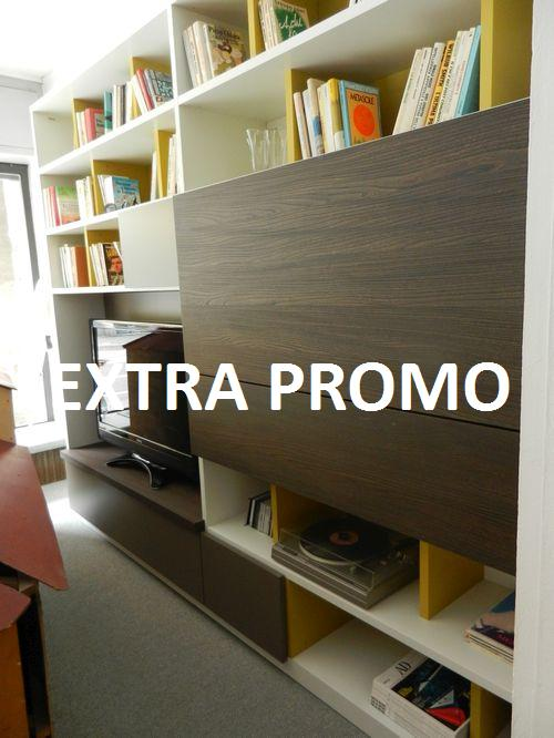 Molteni 505 librerie mobili mariani for Librerie design outlet