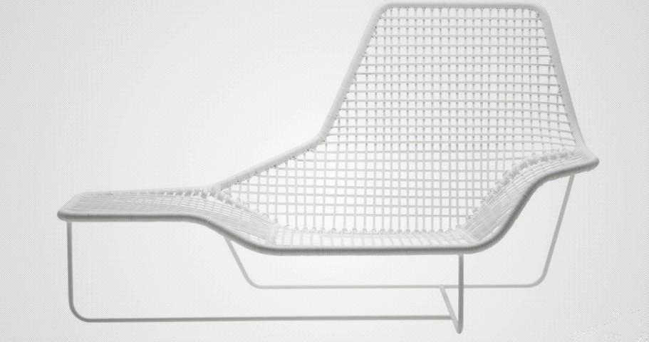 Zanotta chaise longue lama mobili mariani for Chaise zanotta