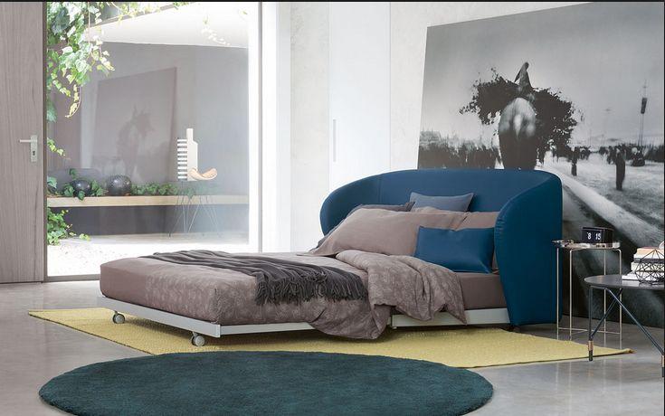Flou c line divano a letto mobili mariani - Divano letto flou ...