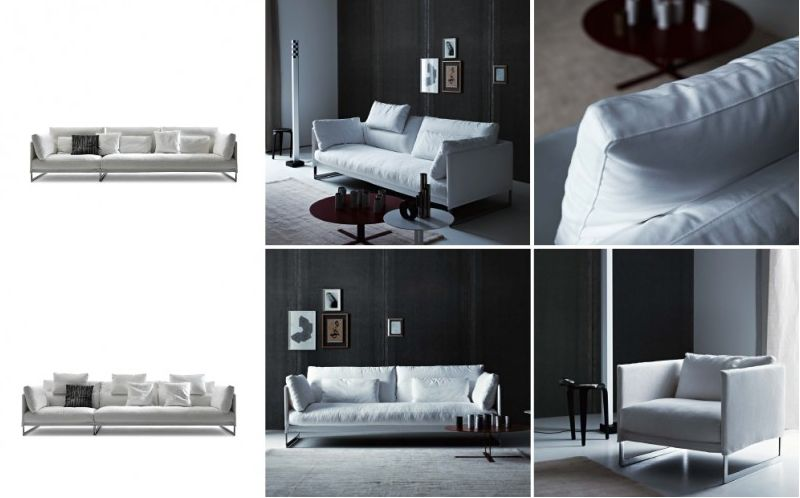 great saba livingston sofa with livingstone coussin. Black Bedroom Furniture Sets. Home Design Ideas