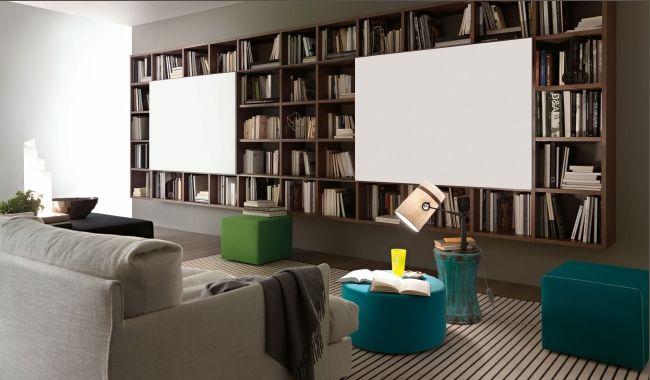 Lema selecta libreria mobili mariani for Arredamenti mariani