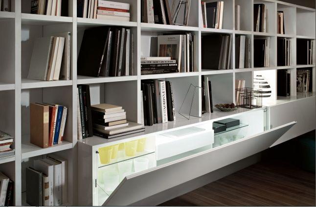 Lema selecta libreria mobili mariani for Libreria lema