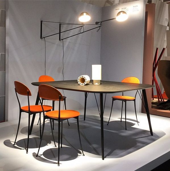 Stand zanotta salon du meuble 2015 mobili mariani for Salon du meuble
