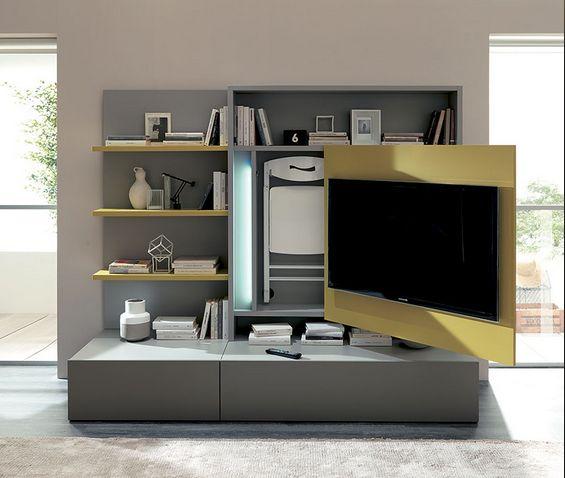 Ozzio nouveaute salon du meuble milan 2015 mobili mariani - Salon du meuble milan ...