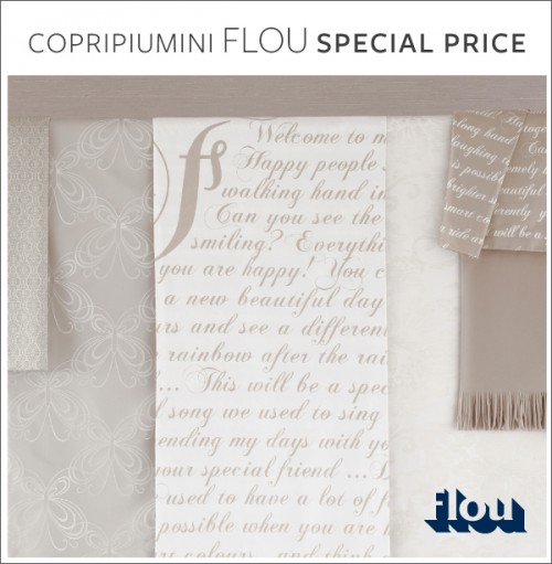 Promotions mobili mariani for Outlet copripiumini flou