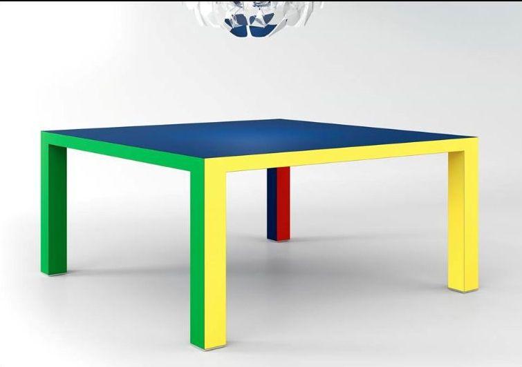 De rosso tables mobili mariani for Marioni arredamenti