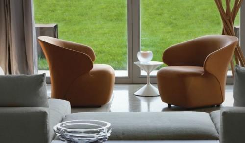 Poltrone design mobili mariani for Poltrone zanotta