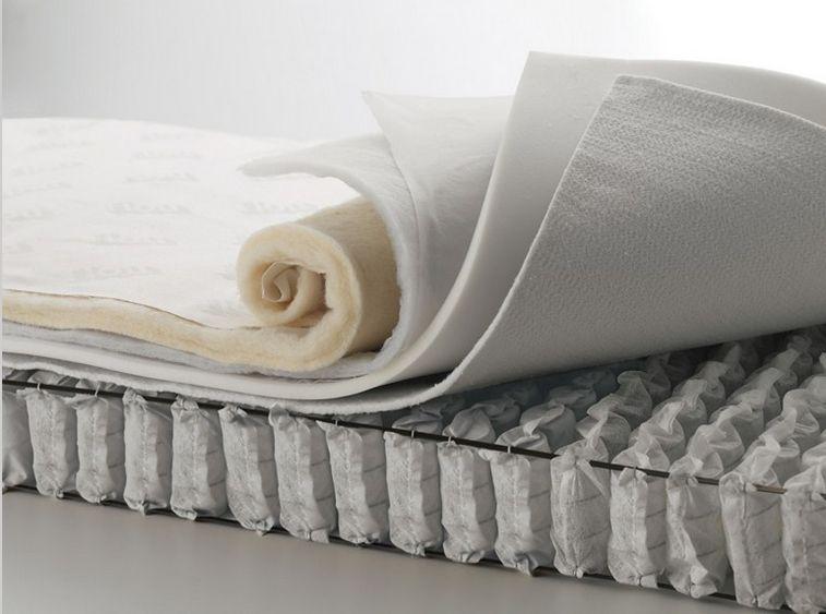 Letto Molle Insacchettate : Flou materasso molle insacchettate mobili mariani