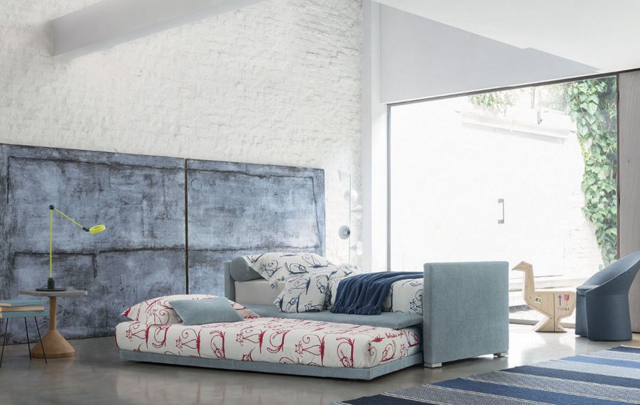 Divani letto italiani design mobili mariani for Mobili design italiani