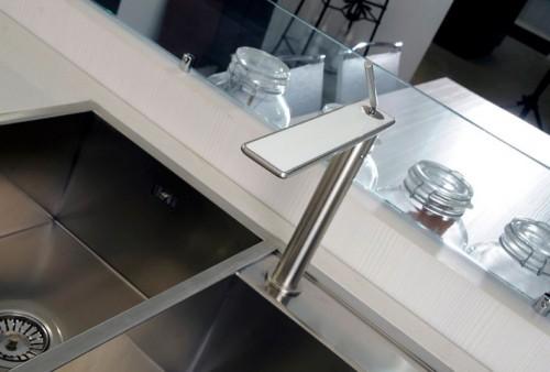 rubinetteria cucina design | Mobili Mariani