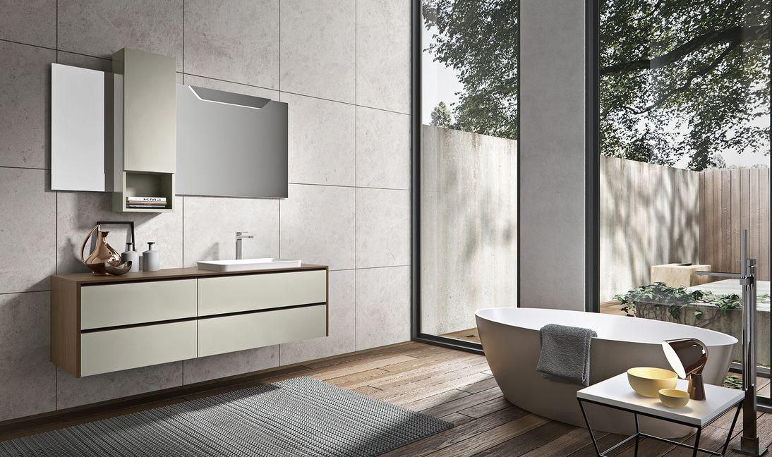 Mobili bagno edon design casa creativa e mobili ispiratori - Mobili bagno eleganti ...