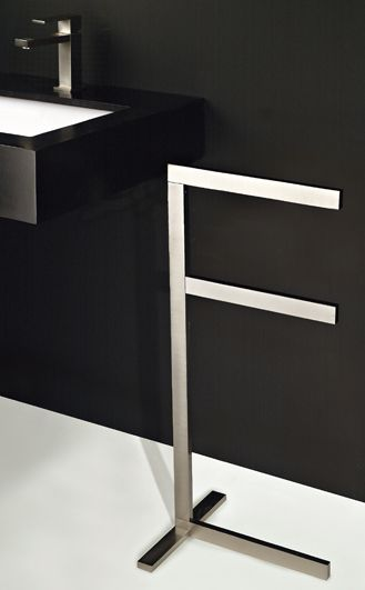 Gessi rettangolo accessori bagno mobili mariani for Piantana bagno design