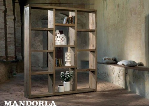 OLD WOOD LIBRERIA MANDORLA