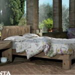 OLD WOOD LETTO MENTA