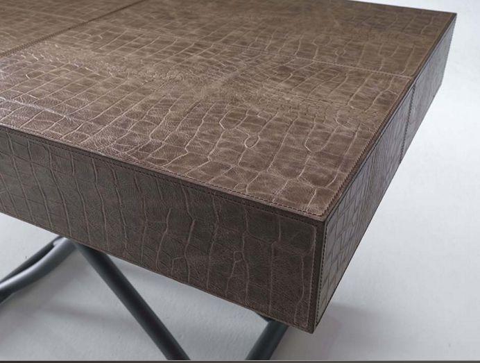 Ozzio table transformable box legno mobili mariani - Tavolo box ozzio ...