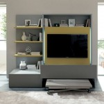 OZZIO LIBRERIA SMART LIVING