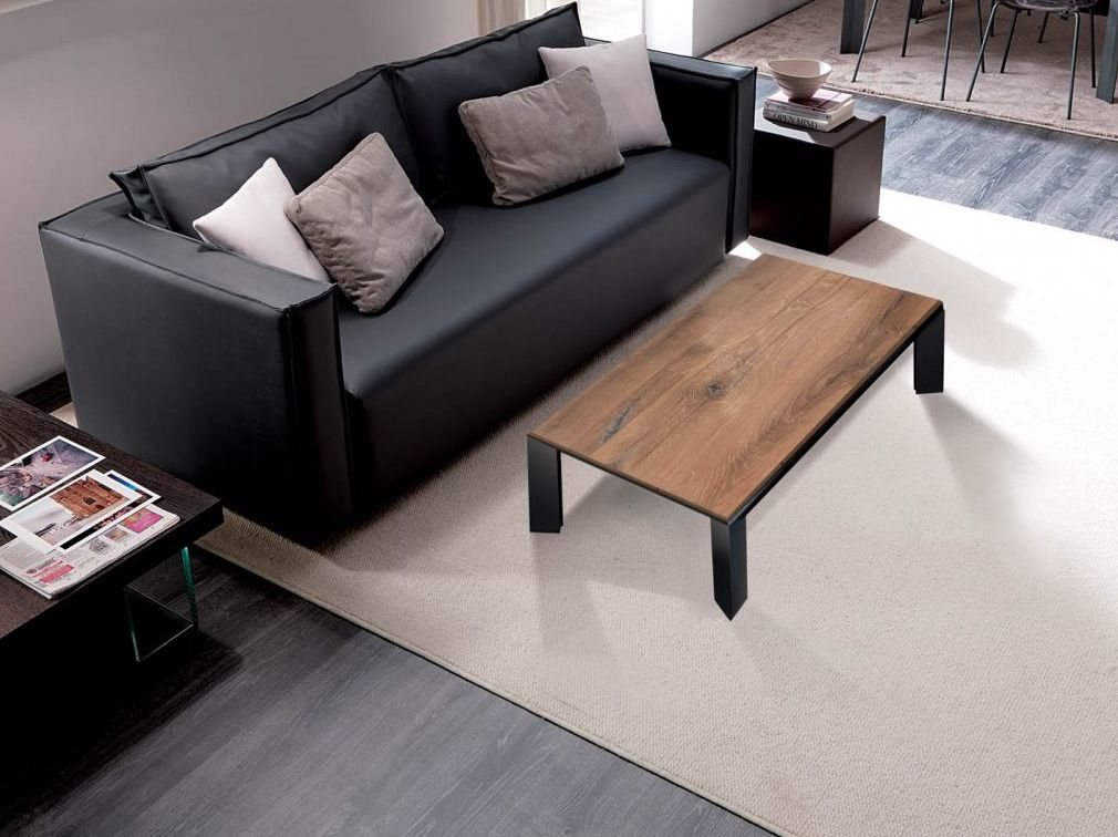 ozzio table basse rehaussable metrino mobili mariani. Black Bedroom Furniture Sets. Home Design Ideas