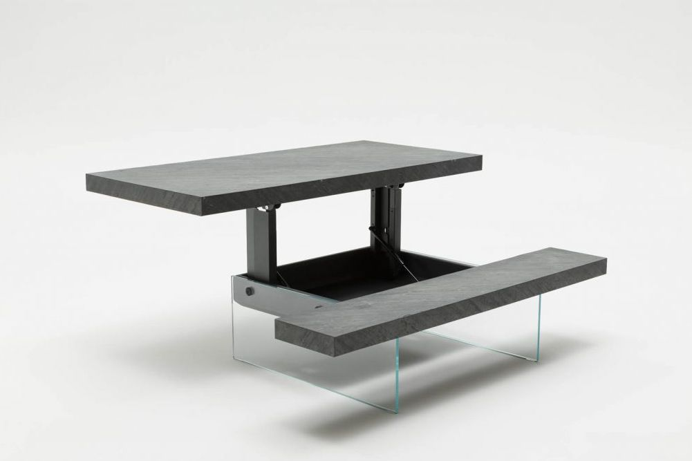 ozzio table basse rehaussable markus mobili mariani. Black Bedroom Furniture Sets. Home Design Ideas