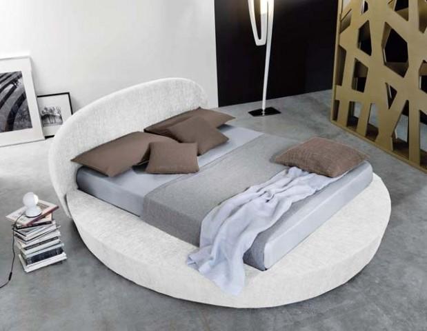meta morfosi lit rond giotto mobili mariani. Black Bedroom Furniture Sets. Home Design Ideas
