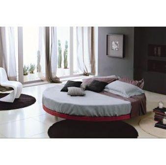 meta morfosi lit rond sommier otello mobili mariani. Black Bedroom Furniture Sets. Home Design Ideas