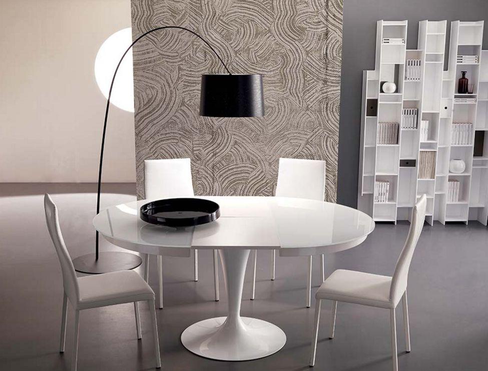 Ozzio tavolo eclipse mobili mariani for Tavolo eclipse di ozzio design