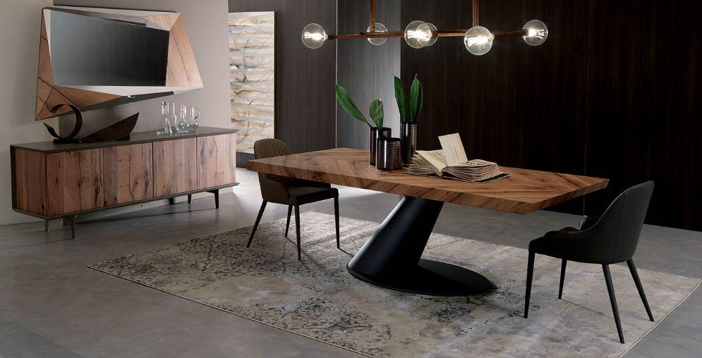 Ozzio tavolo thor mobili mariani