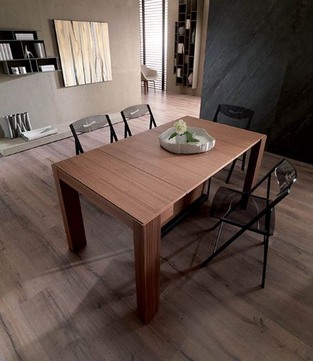 Ozzio console extensible a4 mobili mariani for Table extensible tournante