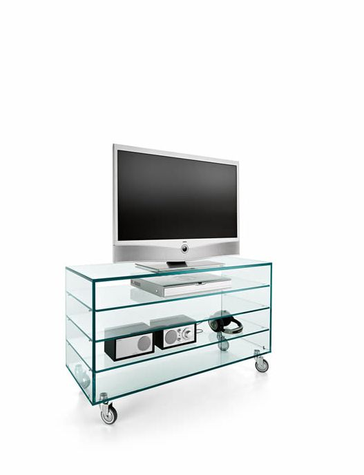 tonelli commode basso petite table et stand de television | mobili