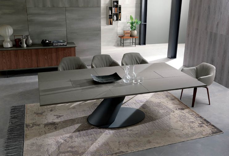 Ozzio tavolo thor allungabile mobili mariani