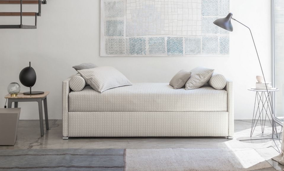 Flou letto biss mobili mariani
