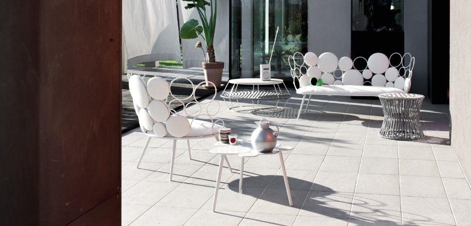 saba canape outdoor grace mobili mariani. Black Bedroom Furniture Sets. Home Design Ideas