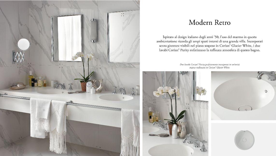 Ambientazioni bagni design wk33 regardsdefemmes - Arredo bagno santa maria di sala ...