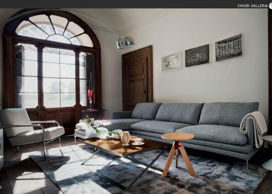 Zanotta divano william 1330 mobili mariani for Divano zanotta usato