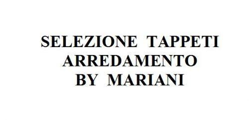 SELEZIONE TAPPETI ARREDAMENTO BY MARIANI