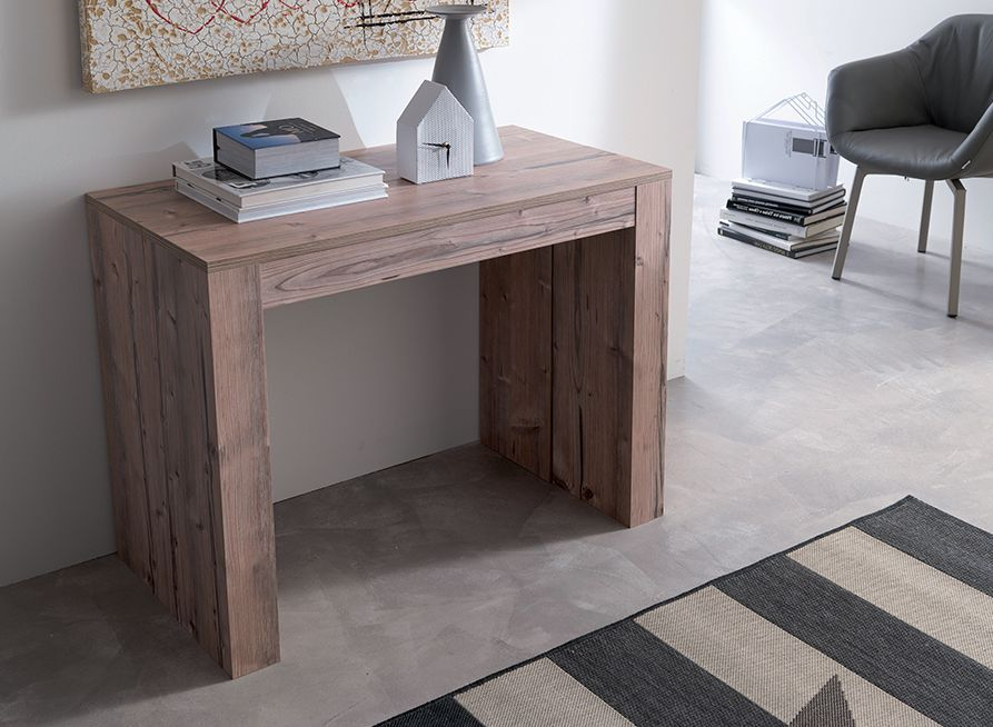 Easyline console extension spazio mobili mariani for Consolle group design
