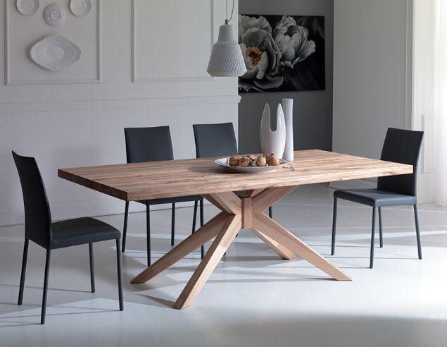 Easyline tavolo stellar mobili mariani for Tavoli allungabili grancasa
