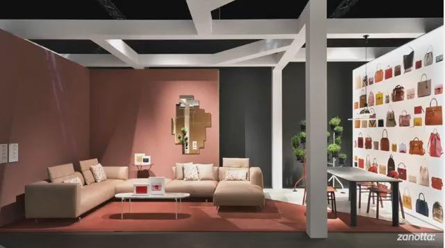 Mobili Per Camera Da Letto Milano : Zanotta salone del mobile di milano mobili mariani