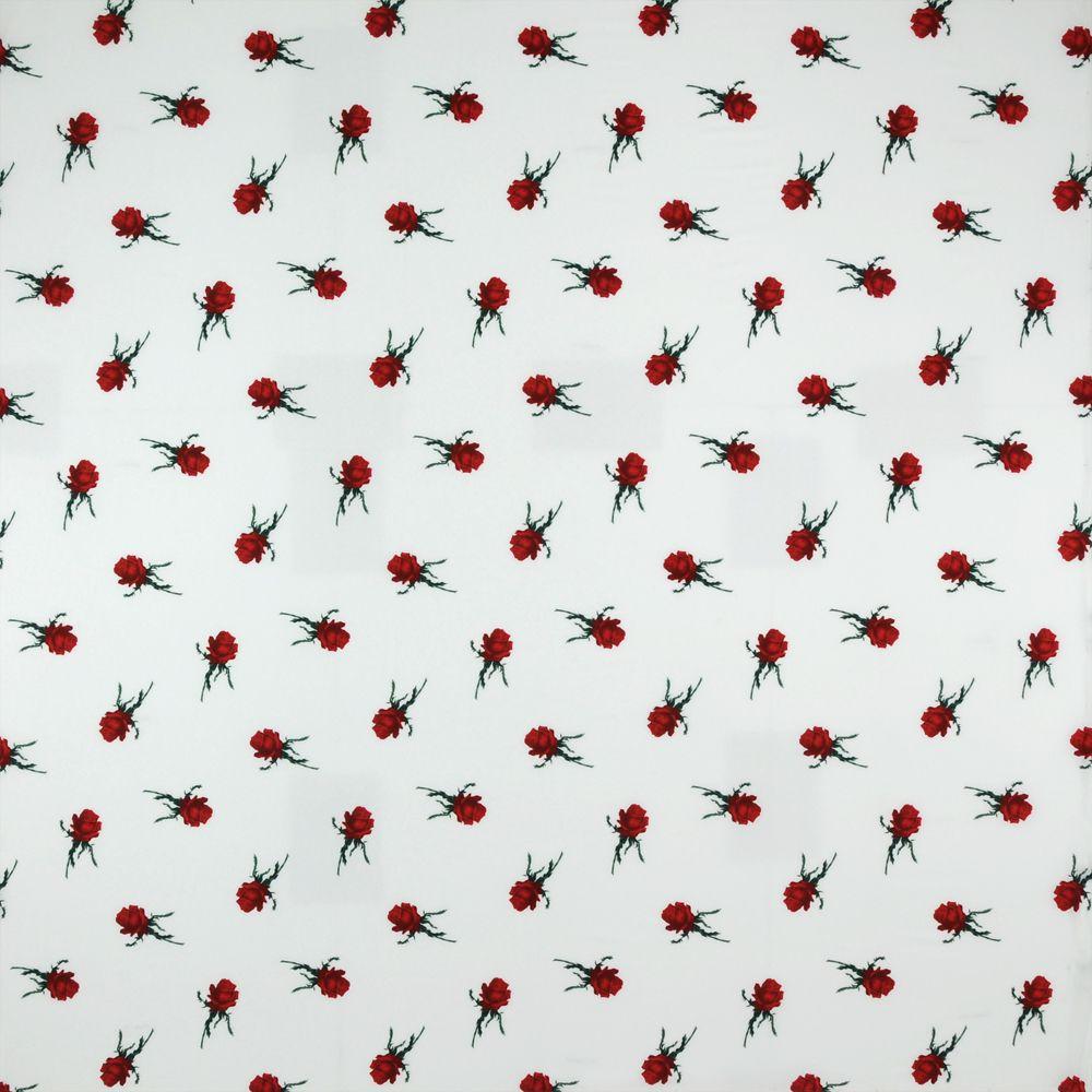 Flou Rosa Rossa Set Copripiumino Mobili Mariani