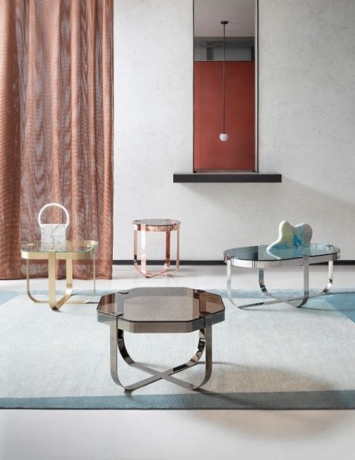SABA TAVOLINO RING TABLE